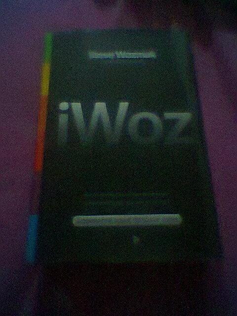 iWoz, hardcover
